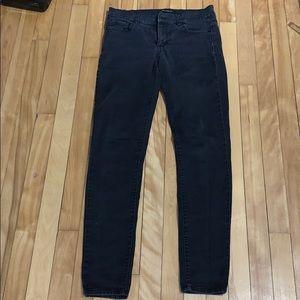Joe Fresh black jeans. Size 27 (4)